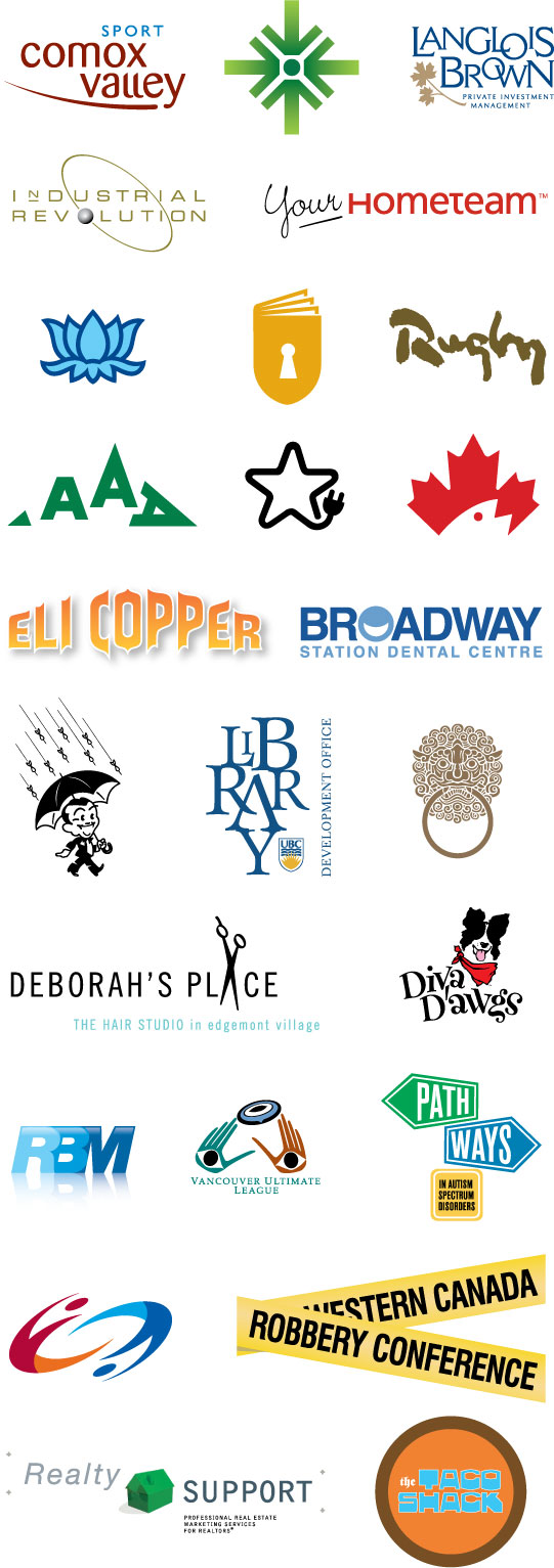 Pacey and Pacey Design Logos